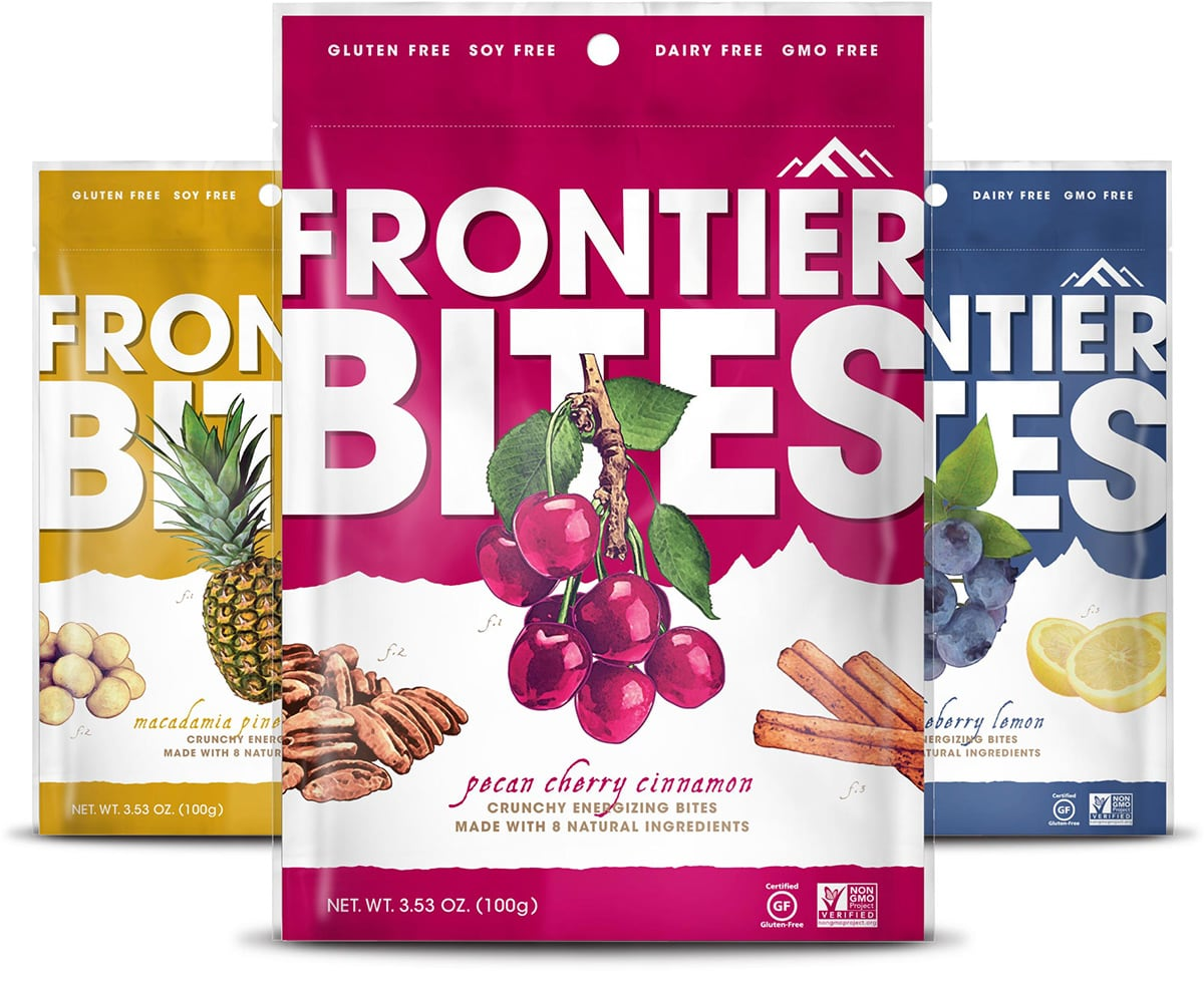 Packaging Design - Frontier Bites
